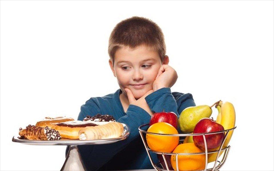 برنامه غذایی سن بلوغ