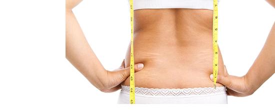 وجود شکم و پهلو در بدن شما میتواند یک مسئله کاملا غیر طبیعی به نظر بیاید