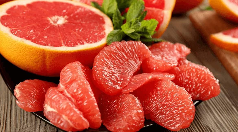 رژیم غذایی کبد چرب گرید ۲: گریپ فروت