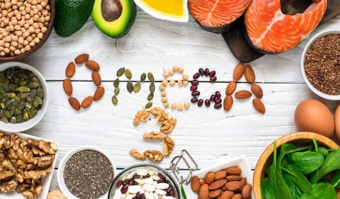 رژیم غذایی کبد چرب گرید ۲: از امگا ۳ بسیار استفاده کنید