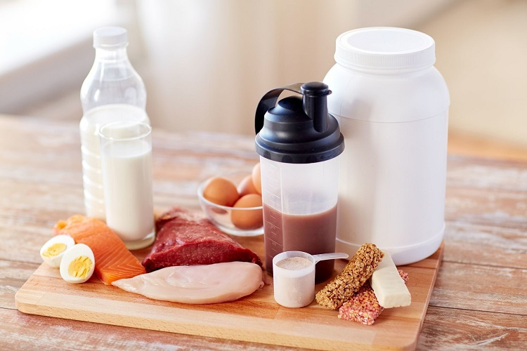 پروتئین های گیاهی: