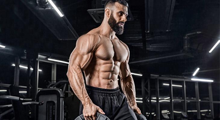 راه های سریع برای عضله سازی
