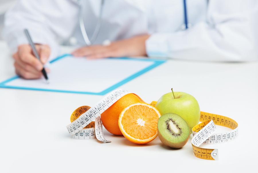 متخصص تغذیه برای افزایش وزن