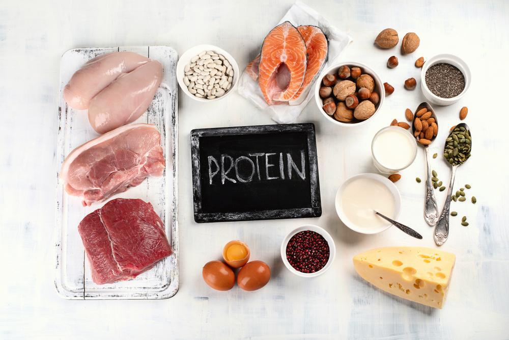 دریافت بیش از حد پروتئین می تواند سطح اسید اوریک شما را افزایش دهد