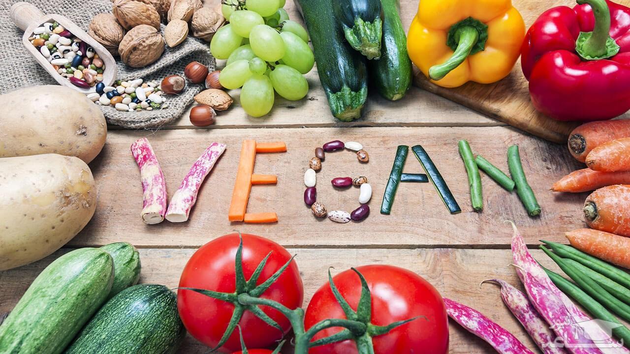 عدم توجه به رژیم غذایی