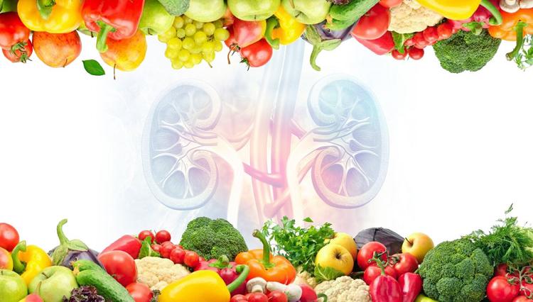 پتاسیم موجود در برنامه ی غذایی بیمار مبتلا به ناراحتی کلیوی می بایست به چه شکل باشد؟