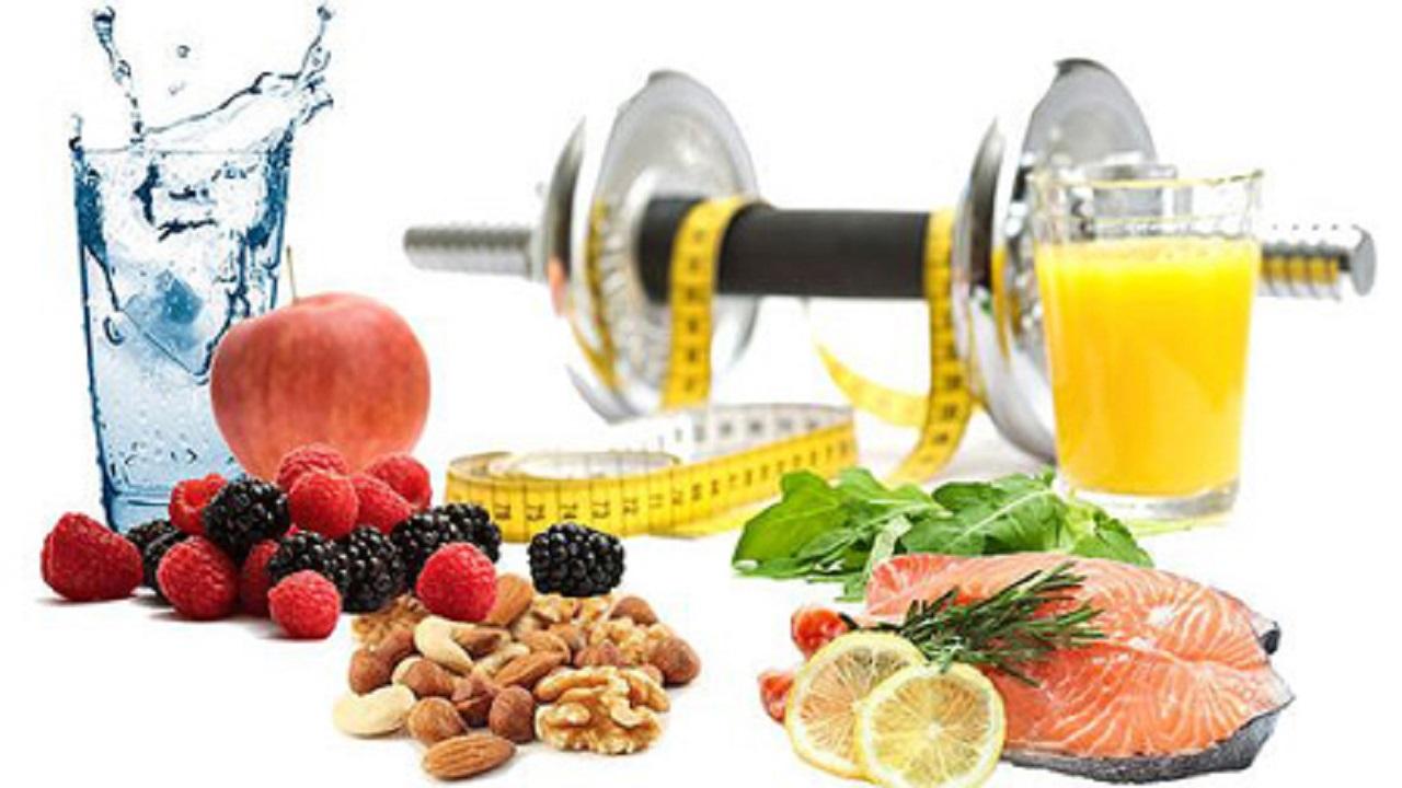 عادت به خوردن غذاهای مناسب و سالم