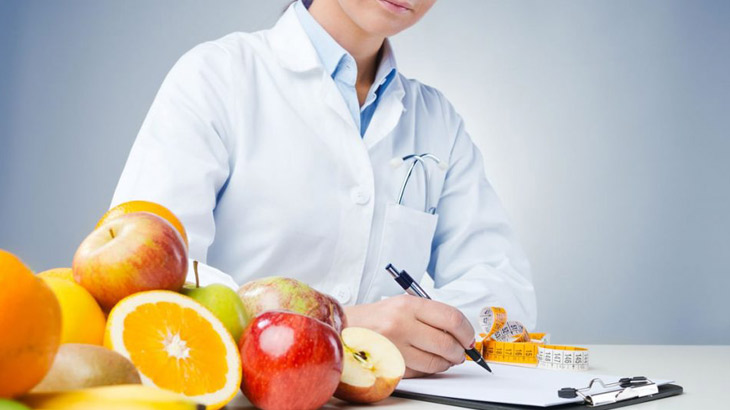 متخصص تغذیه شیمی درمانی