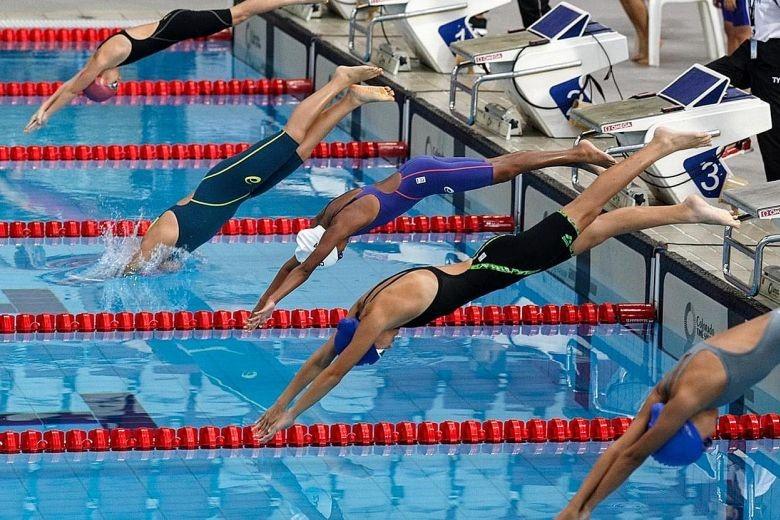 آیا در زمینه ی وعده ی غذایی قبل از مسابقه های ورزشی و به ویژه مسابقه های شنا اطلاعاتی دارید؟
