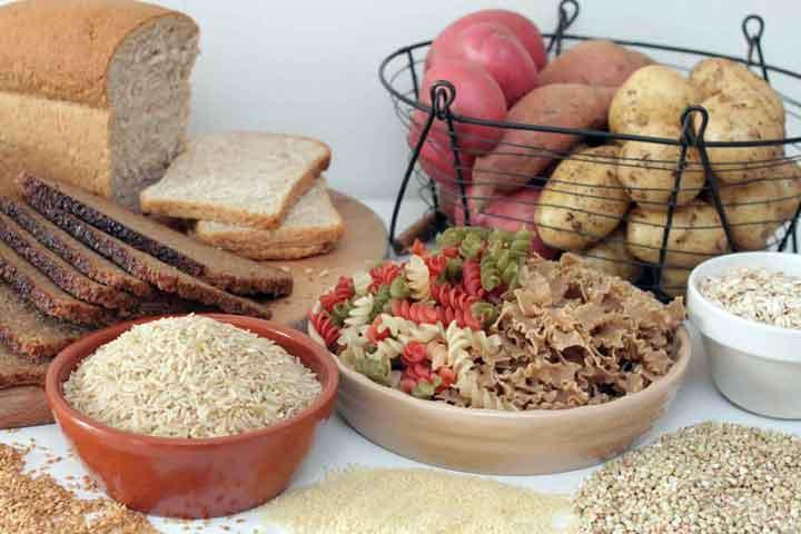 استفاده از غلات کامل در تغذیه ورزشی برای کاهش وزن