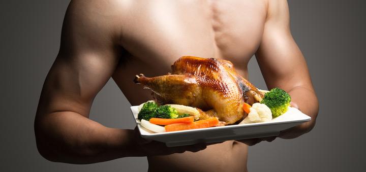 استفاده از پروتئین و کربوهیدراتها در تغذیه ورزشی برای کاهش وزن