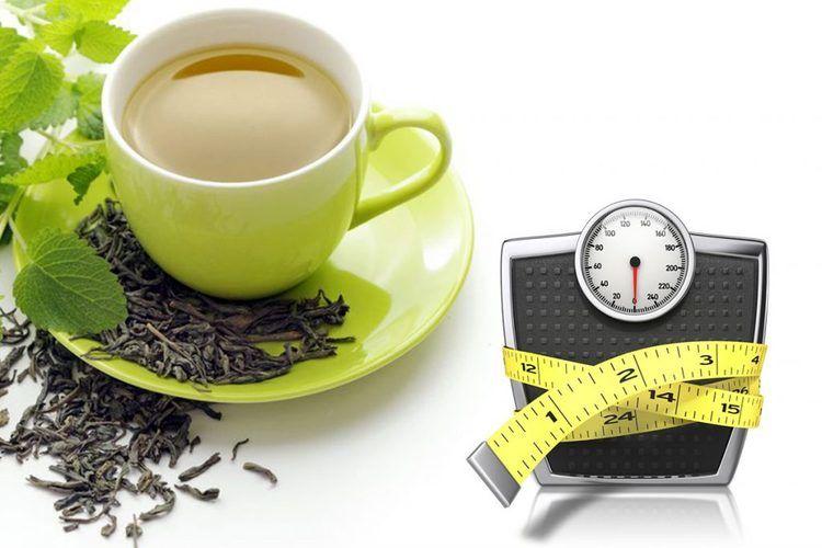 استفاده از چای سبز در تغذیه ورزشی برای کاهش وزن