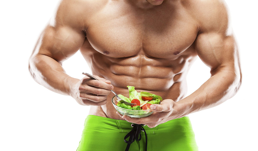 یک رژیم غذایی برای یک ورزشکار باید از ترکیبات منحصر به فردی شکل بگیرد