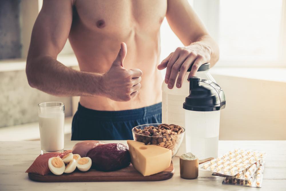 استفاده از شیر در تغذیه ورزشی برای کاهش وزن
