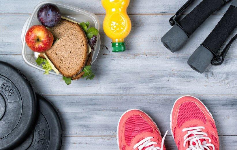 تغذیه مناسب برای ورزش پیلاتس در صورت ضعف حین تمرین چه مواردی را شامل می شود؟