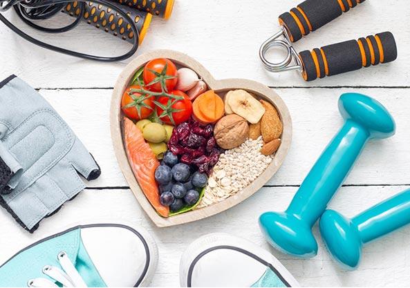 تغذیه مناسب پیش از ورزش
