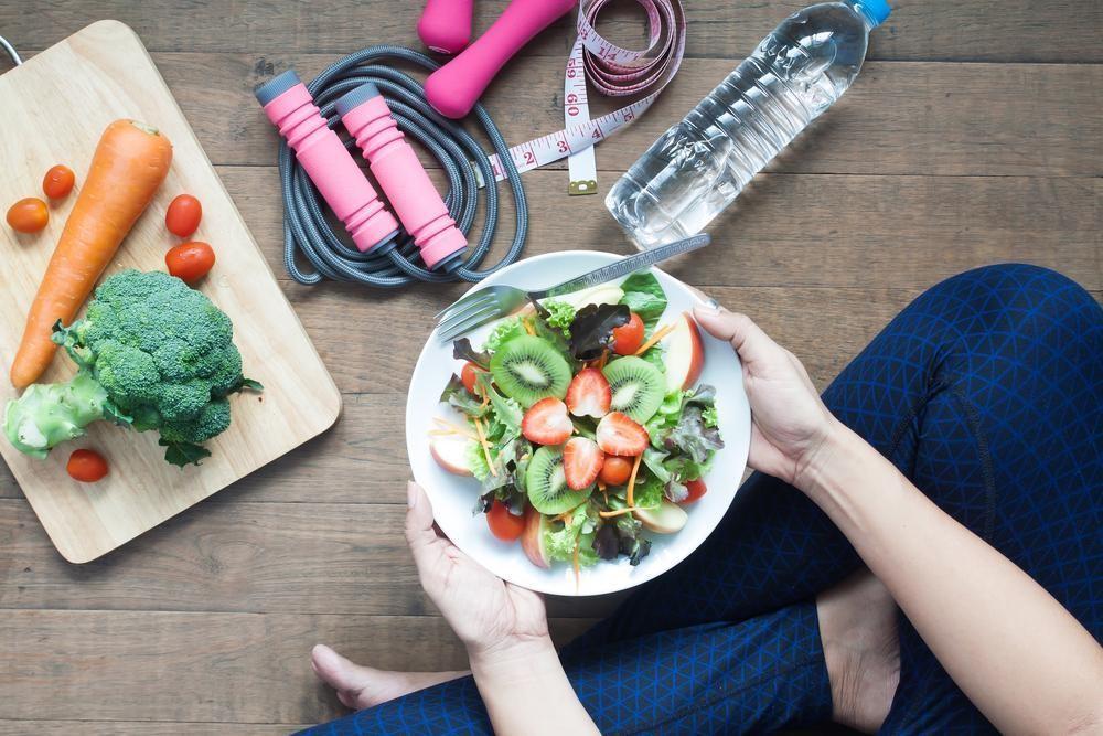 تغذیه مناسب برای ورزش ژیمناستیک