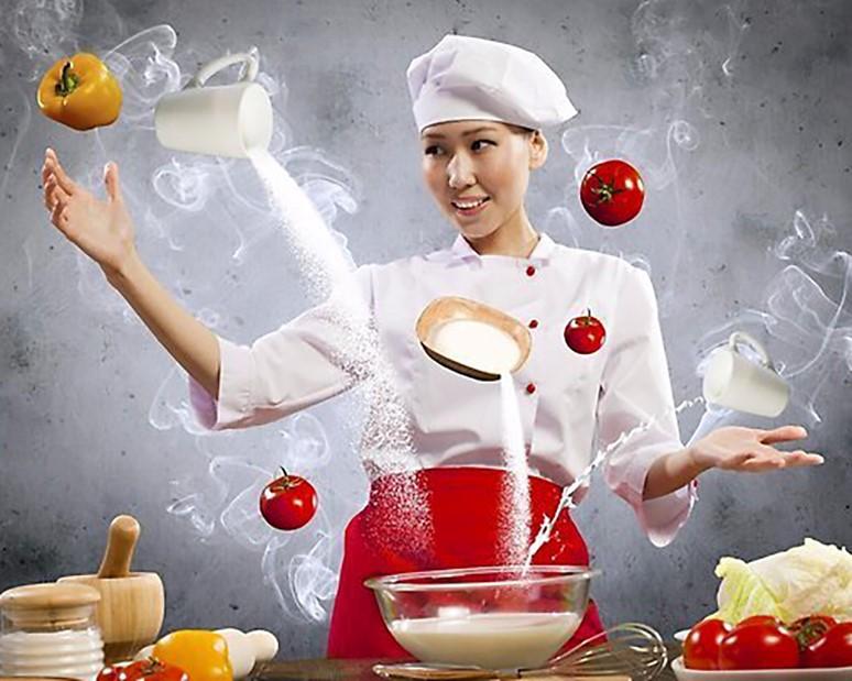 استفاده از ترفندهای آشپزی