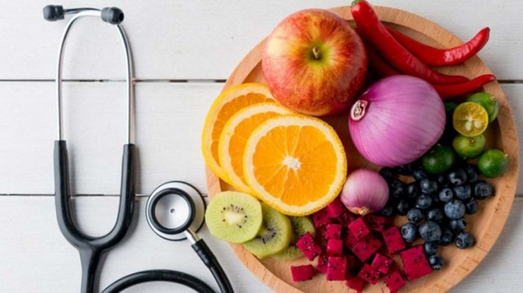 استفاده از غذاهای سالم و تازه