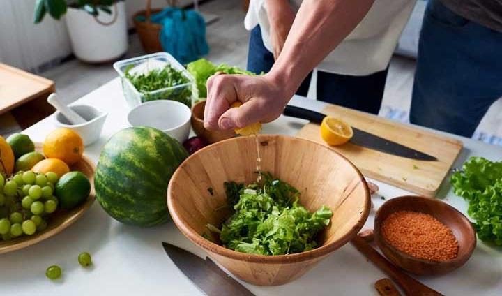 سبزیجات برای رژیم کم کربوهیدرات گیاهی