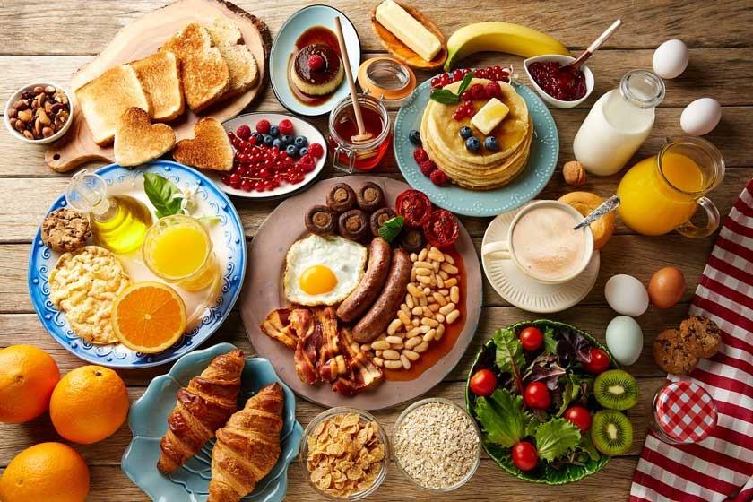 صبحانه برای روده تحریک پذیر