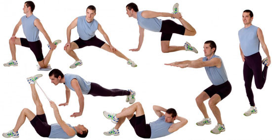 تنظیم وزن از طریق ورزش منظم