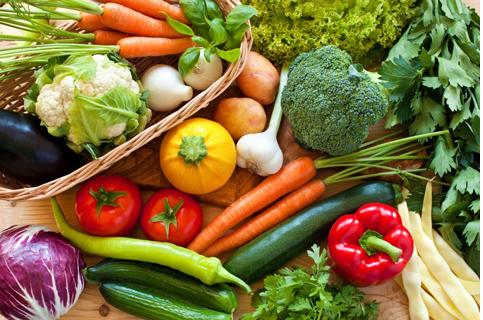 اثربخشی سبزیجات و میوه تازه برای کبد چرب